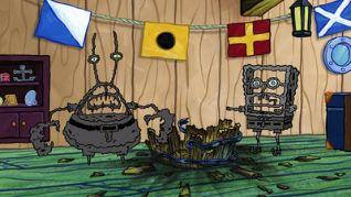 SpongeBob SquarePants: Evil Spatula