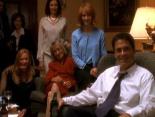 The West Wing: The Crackpots and These Women