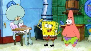 SpongeBob SquarePants: Squid Baby