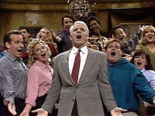 Saturday Night Live: Steve Martin [11]