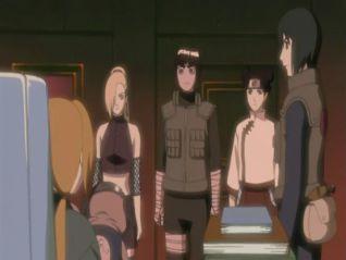 Naruto: Shippuden: 100: Inside the Mist