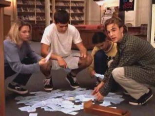 Dawson's Creek: Detention