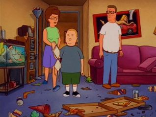 King of the Hill: The Wedding of Bobby Hill