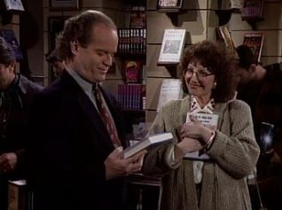 Frasier: You Scratch My Book