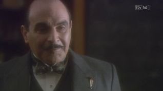 Poirot: Cat Among the Pigeons