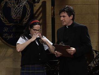 Saturday Night Live: Gabriel Byrne