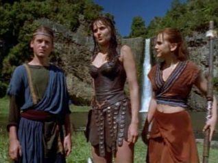 Xena: Warrior Princess: Altared States