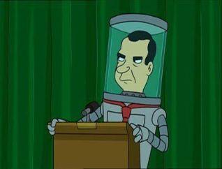 Futurama: A Head in the Polls