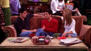 Friends: The One With Ross's Denial