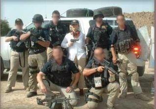 Frontline: Private Warriors