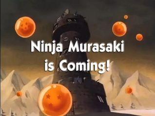 DragonBall: Ninja Murasaki Is Coming!