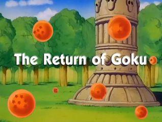 DragonBall: The Return of Goku