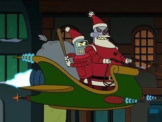Futurama: A Tale of Two Santas