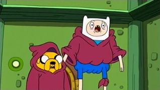Adventure Time: Evicted!
