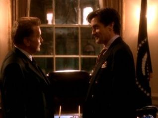 The West Wing: Lord John Marbury