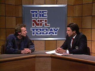 Saturday Night Live: Walter Payton and Joe Montana