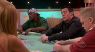 Joey: Joey and the Poker
