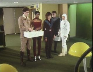 Blakes 7: Children of Auron