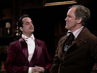 Saturday Night Live: John Lithgow [1]
