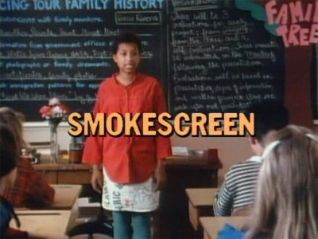 Degrassi Junior High: Smokescreen