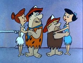 The Flintstones: Arthur Quarry's Dance Class