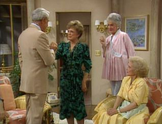 The Golden Girls: The Triangle