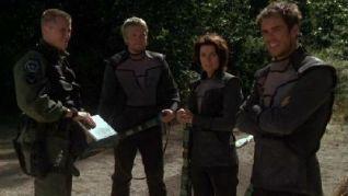 Stargate SG-1: Forsaken
