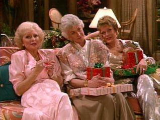 the golden girls twas the nightmare before christmas - Golden Girls Christmas