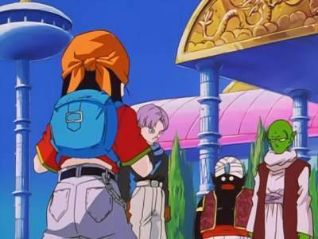 DragonBall GT: Piccolo's Decision
