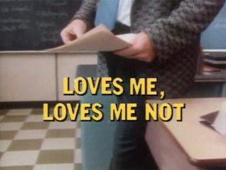 Degrassi Junior High: Loves Me, Loves Me Not