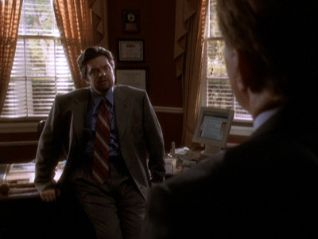 The West Wing: Bad Moon Rising