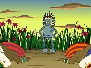 Futurama: A Pharaoh to Remember