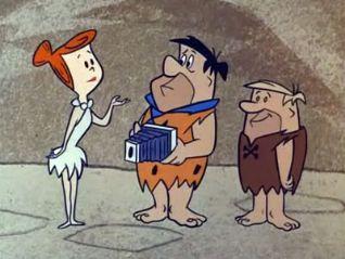 The Flintstones: Flash Gun Freddie