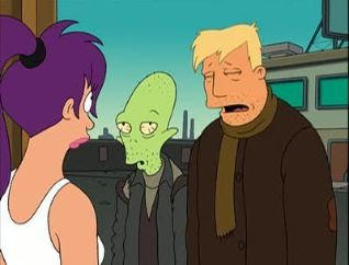 Futurama: Brannigan Begin Again