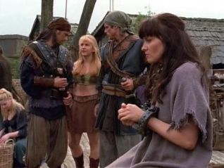 Xena: Warrior Princess: Locked Up and Tied Down