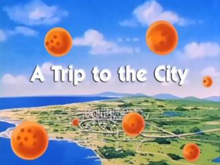 DragonBall: A Trip to the City