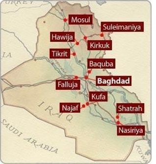 Frontline: Beyond Baghdad