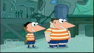 Phineas and Ferb: Not Phineas and Ferb