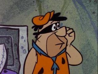 The Flintstones: The Prowler