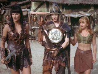 Xena: Warrior Princess: A Comedy of Eros