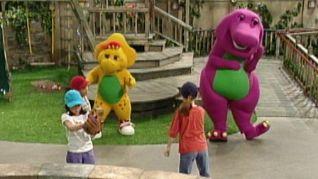 Barney: Puppy Love