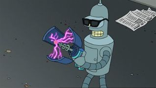 Futurama: The Devil's Hands Are Idle Playthings