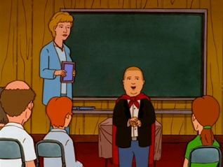 King of the Hill: Sleight of Hank