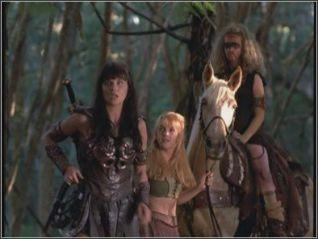 Xena: Warrior Princess: Daughter of Pomira