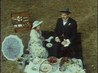 Poirot: The Double Clue