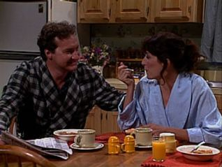 Saturday Night Live: Anjelica Huston and Billy Martin