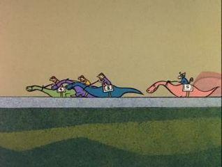 The Flintstones: At the Races