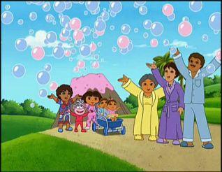 Dora the Explorer: Catch the Babies