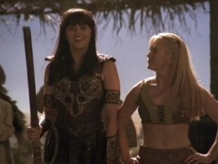 Xena: Warrior Princess: A Tale of Two Muses