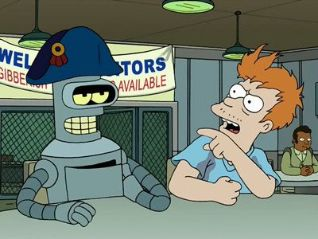 Futurama: Insane in the Mainframe